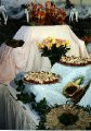 Tiered Wedding Buffet Table